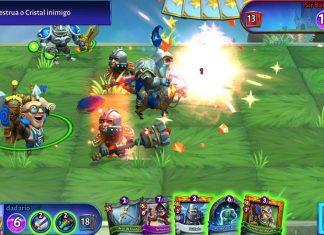 Captura del videojuego Hero Academy 2